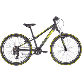 "Serious Rockville 24"" Niños, black/yellow"
